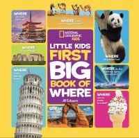 Little kids first big book of where