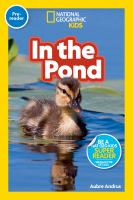In the Pond Pre-Reader.
