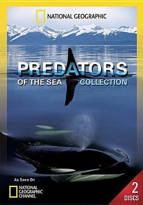 Predators of the sea collection.