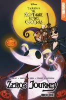 Tim Burton's The Nightmare Before Christmas : Zero's journey. Book one