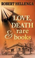 Love, Death & Rare Books