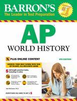 Barron's AP world history