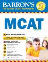 Barron's MCAT : Medical College Admission Test