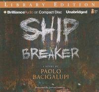 Ship breaker a novel