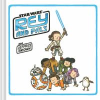Star wars. Rey and pals