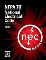NFPA 70 : National Electrical Code 2020