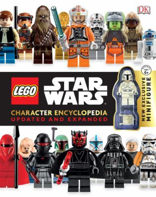 LEGO Star Wars character encyclopedia :