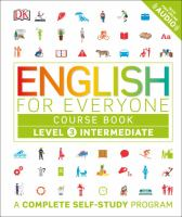 English for everyone. Course book. Level 3 intermediate