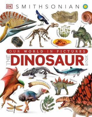 The dinosaur book by Woodward, John,