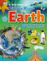 Did you know Earth