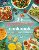 The vegetarian cookbook by