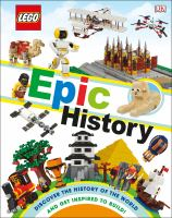 LEGO epic history by Skene, Rona,
