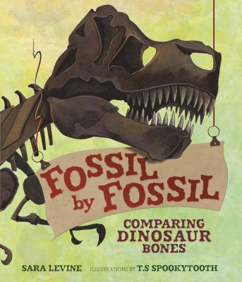 Fossil by fossil : comparing dinosaur bones