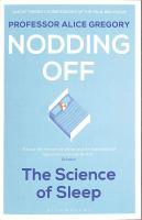 Nodding off : the science of sleep