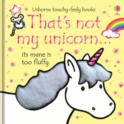 That's not my unicorn... : its mane is too fluffy
