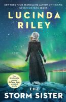 The storm sister : by Riley, Lucinda,
