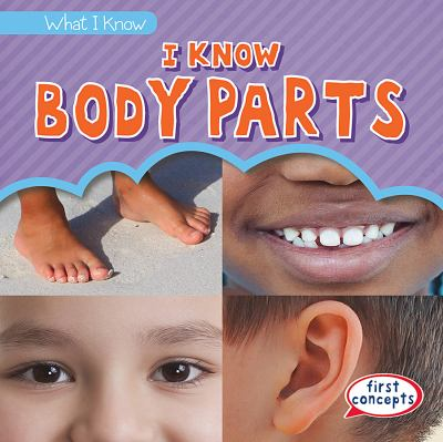 I know body parts by Osburn, Mary Rose,