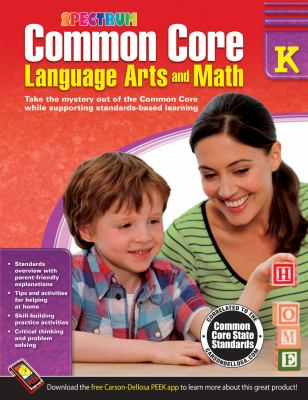 Sprectrum language arts and math