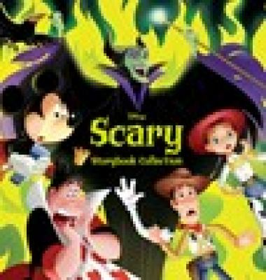 Disney scary storybook collection.