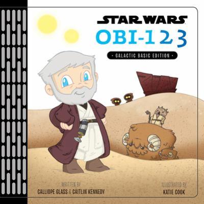 Star Wars.   Obi-1 2 3