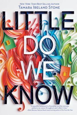Little do we know by Stone, Tamara Ireland,