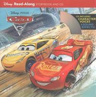 Cars 3 : read-along storybook and CD