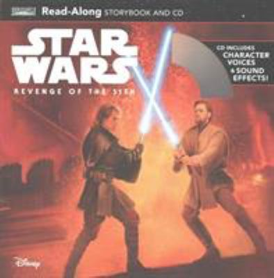 Star wars : read-along storybook and CD  revenge of the Sith :