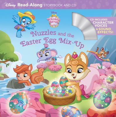Nuzzles and the Easter egg mix-up : read-along storybook and CD