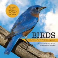 Birds : discovering North American species