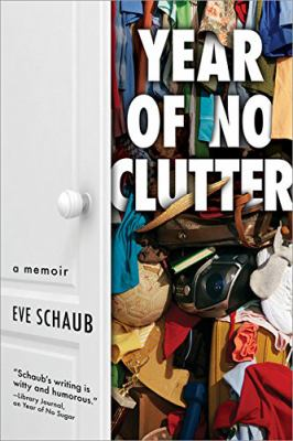 Year of no clutter :
