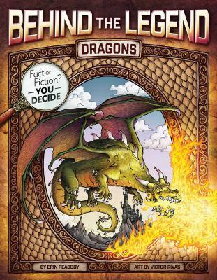 Dragons by Peabody, Erin,