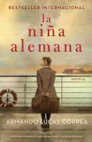 La niña alemana : novela