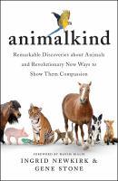 Animalkind : by Newkirk, Ingrid,
