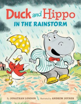 Duck and Hippo in the Rainstorm