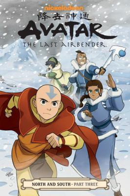 Avatar, the last airbender.  Part three North and south.