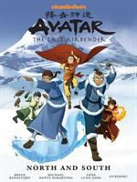 Avatar, the last airbender. North and south
