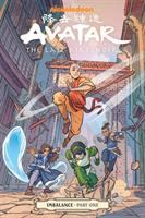 Avatar, the last airbender. Imbalance, Part one