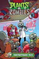 Plants vs. zombies. Constructionary tales
