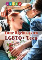 Your rights as an LGBTQ+ teen