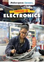 Careers in electronics by Hamilton, Tracy Brown,