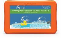 Kindergarten Common Core math. Volume 2, Lessons 11-20.