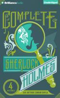 The complete Sherlock Holmes. Discs 35-50