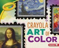 Crayola art of color