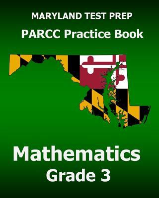 Maryland Test Prep PARCC practice book