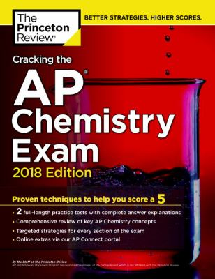 Cracking the AP chemistry exam  2018