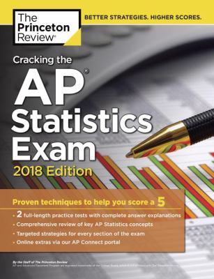 Cracking the AP statistics exam 2018