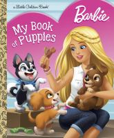 Barbie : my book of puppies