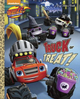 Truck or treat!
