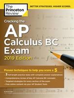 Cracking the AP Calculus BC exam 2019