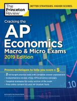 Cracking the AP economics macro & micro exams 2019